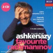 Decca - Favourite Rachmaninov - Coffret De 2 Cd