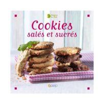 Saep - Livre Recettes Cookie Sale Suc. F/B 8049