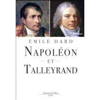 Fallois - Napoléon et Talleyrand