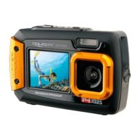 Easypix - Appareil Photo Etanche 3m Aquapix W1400 Orange 10050