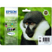 EPSON - Pack de cartouche d'encre - C13T08954020 - Couleur + Noir