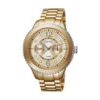 Esprit - Es105802005 - montre femme - quartz - doré