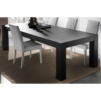 La Seggiola - Table repas extensible Contemporaneo wengé