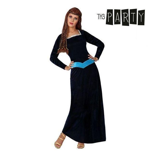 78bcadc2fe7ef8 Déguisement pour femme Dame médiévale - Costume carnaval pas cher