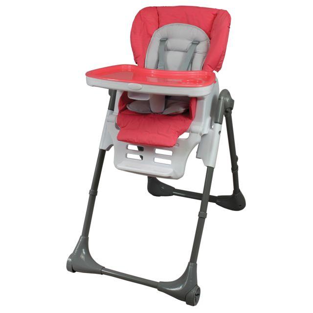 Tex Baby Chaise Haute Avec Fonction Transat New 2019 Pas