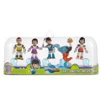 Imc - Disney - Pack de 5 figurines Miles - Humains