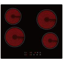 LIMIT - Plaque de cuisson vitrocéramique 60 cm,4 foyers, LIVK60C