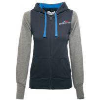 Bikester - Classic - Sweat-shirt femme - bleu/gris