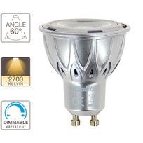 Xanlite - Ampoule Led spot, culot Gu10, classique7W 50W