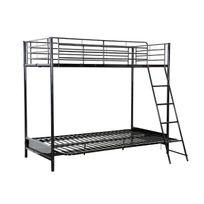 lit mezzanine hauteur 170 achat lit mezzanine hauteur 170 pas cher rue du commerce. Black Bedroom Furniture Sets. Home Design Ideas