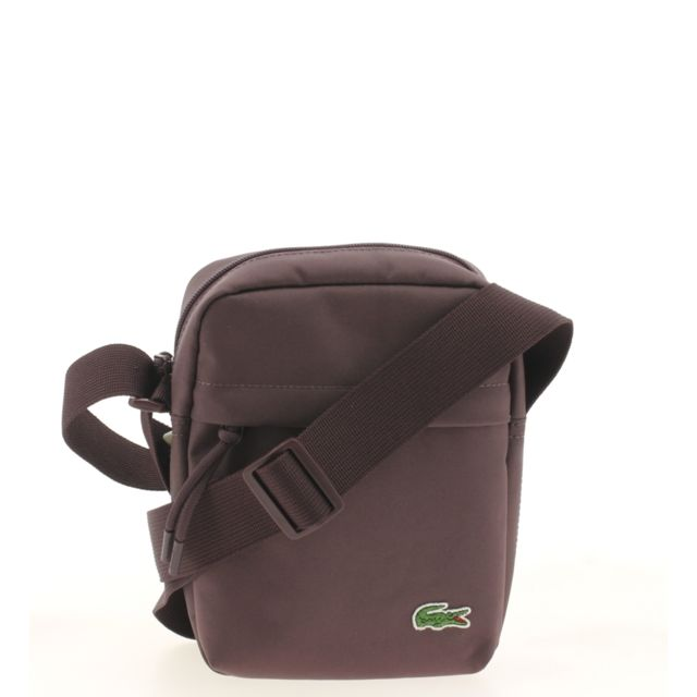 75893a1276 Lacoste - Sacoche Vertical Camera Bag WineTasting - pas cher Achat ...