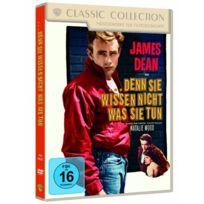 Warner Home Video - Dvd - Dvd . Denn Sie Wissen Nicht, Was Sie Tun - Classic Collection 2 Discs, IMPORT Allemand, IMPORT Coffret De 2 Dvd - Edition simple