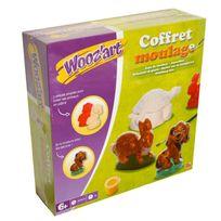 Woozart - Coffret moulage : 3 moules