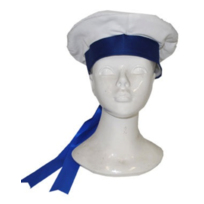 c86b706d1b75 Coolminiprix - Lot de 12 - Béret de marin bleu   blanc - Qualité