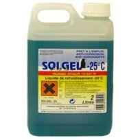 Adnauto - Liquide refroidissement -25 degres - 2L - Solgel