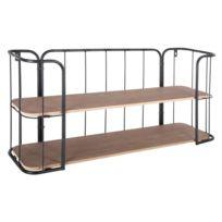 etagere largeur 20 cm achat etagere largeur 20 cm pas cher rue du commerce. Black Bedroom Furniture Sets. Home Design Ideas