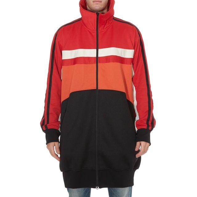 Adidas Y 3 Yohji Yamamoto Homme Fj0331 Rouge Fibres