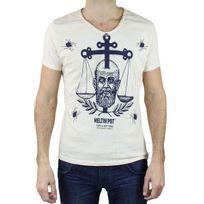 Meltinpot - T-shirt Meltin Pot Alonso