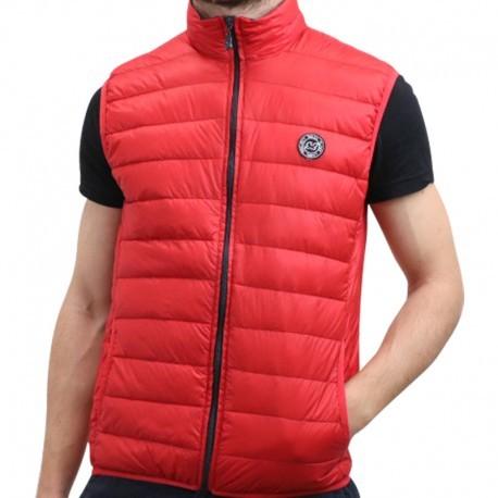 Down Jackets Men Sm M Red - Doudoune Homme