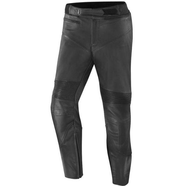 2098598f7c Ixs - pantalon moto cuir femme Sport Lady Tayler toutes saisons noir Promo  - pas cher Achat / Vente Pantalons moto - RueDuCommerce