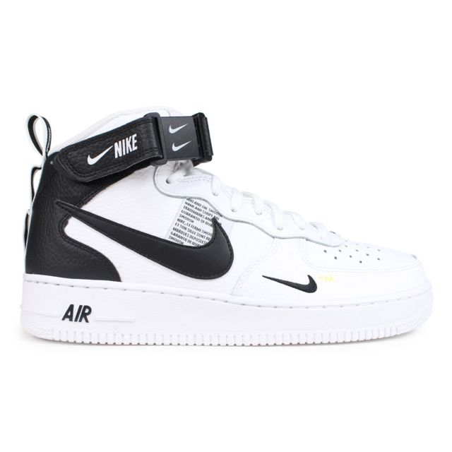 Nike Basket Air Force 1 07 Mid Lv8 804609 103 Blanc