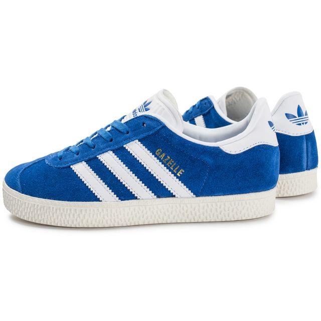 Adidas Gazelle Enfant Bleue pas cher Achat Vente