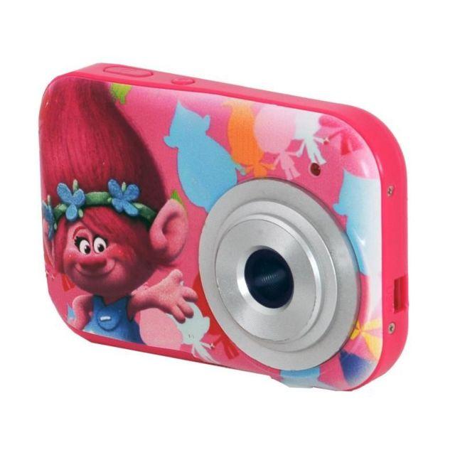 techtraining trolls appareil photo num rique enfant 5mp pas cher achat vente appareil. Black Bedroom Furniture Sets. Home Design Ideas