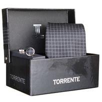 Torrente - Cravate Coffret Cofc48 Noir