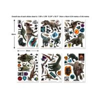 Walltastic - Stickers Dinosaures Jurassic World