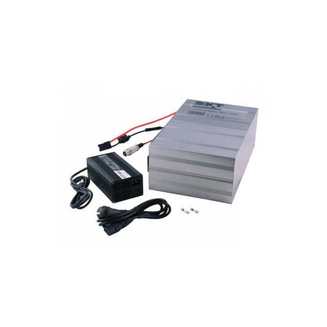 sxt scooter batterie 48v 30ah li ion lithium pour. Black Bedroom Furniture Sets. Home Design Ideas