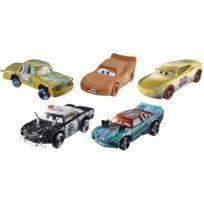 MATTEL - CARS 3 - Pack de 5 voitures Die Cast - FFM21