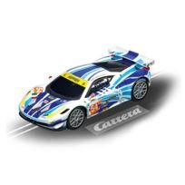 Carrera - Go!!! - 20064024 - Voiture De Circuit - Ferrari 458 Italia Gt2 - Af Corse No.54