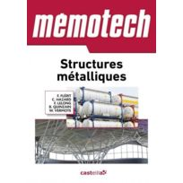 Casteilla - Memotech ; Structures Metalliques