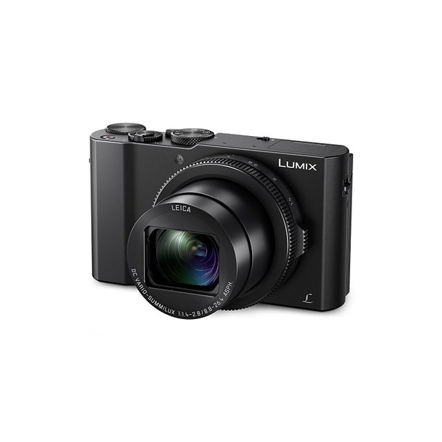 panasonic appareil photo compact lumix dmc lx15 pas cher achat vente appareil compact. Black Bedroom Furniture Sets. Home Design Ideas