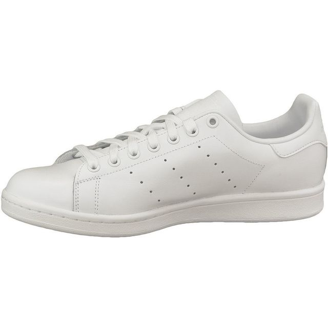 Adidas - Stan Smith S75104 Homme Baskets Blanc