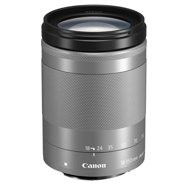 Canon Objectif Ef-m 18-150mm f/3.5-6.3 Is Stm Graphite