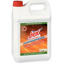 Jex nature - nettoyant parquets jex - bidon 5l