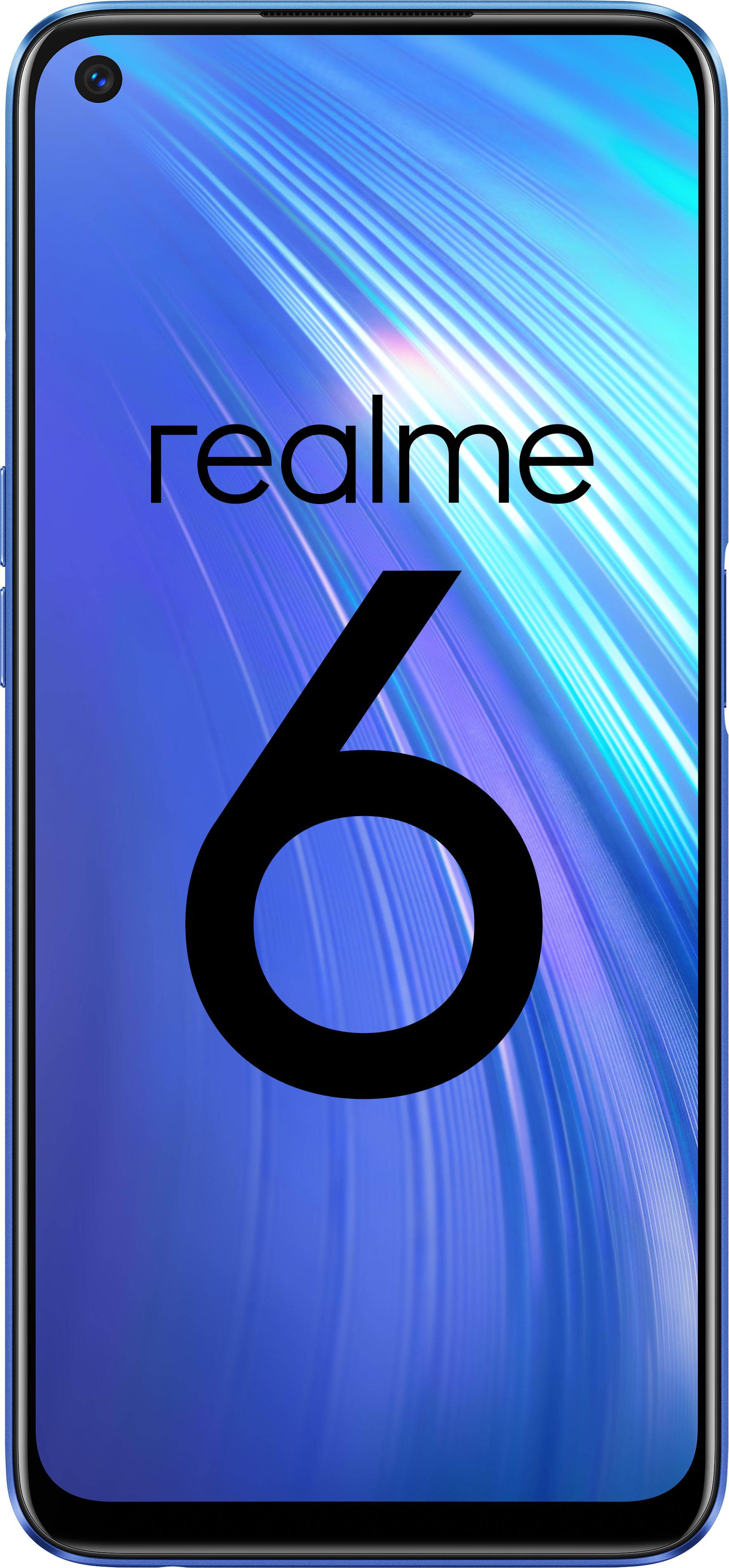 Smartphone 6 Realme Bleu