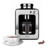 Caso - Cafetière Filtre avec Broyeur Intégré 4-6 Tasses