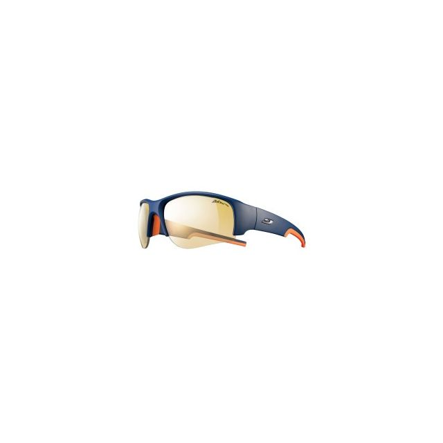 Julbo - Lunettes Dust Zebra light bleu orange photochromatiques - pas cher  Achat   Vente Lunettes - RueDuCommerce 78325226f359