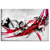 Declina - Tableau design abstrait - Bois Mdf