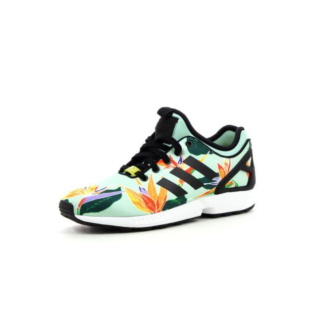Adidas originals Baskets basses Zx Flux Nps Multicolore
