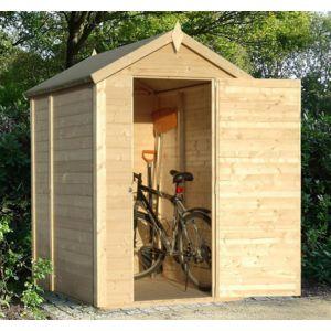 soldes dedans dehors abri de jardin en bois baltic medium pas cher achat vente abris. Black Bedroom Furniture Sets. Home Design Ideas