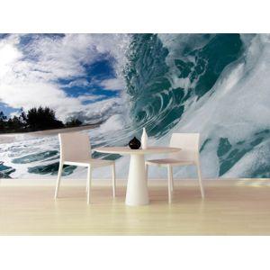 declina papier peint deco adh sif surf top vente poster xxl mural pas cher achat vente. Black Bedroom Furniture Sets. Home Design Ideas