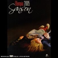 Warner Music - VÉRONIQUE Sanson : Olympia 2005 - Dvd - Edition simple