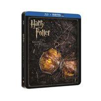 Warner Home Video - Harry Potter et les reliques de la mort Partie 1 Steelbook Blu-ray