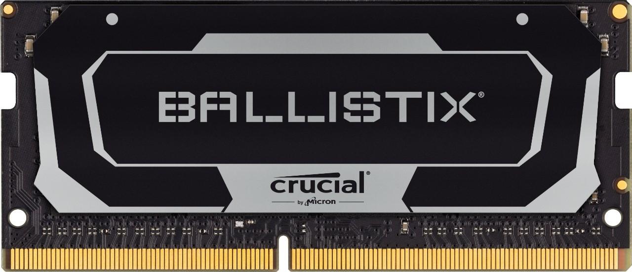 Mémoire gamer Ballistix SODIMM Crucial