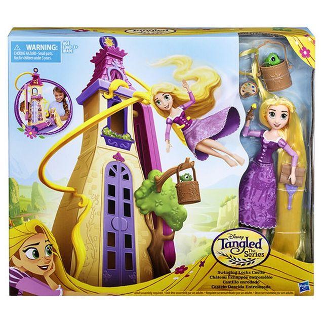 Disney Princesses Tour De Raiponce C1753eu40 Pas Cher Achat