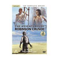 Network - Les Aventures de Robinson Crusoë Import anglais