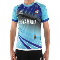 Cadenza - Maillot foot Thailande 003 Bleu ciel